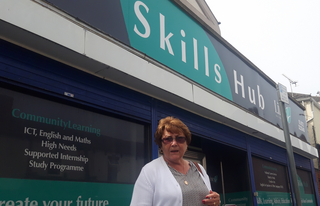Fighting the skills hub